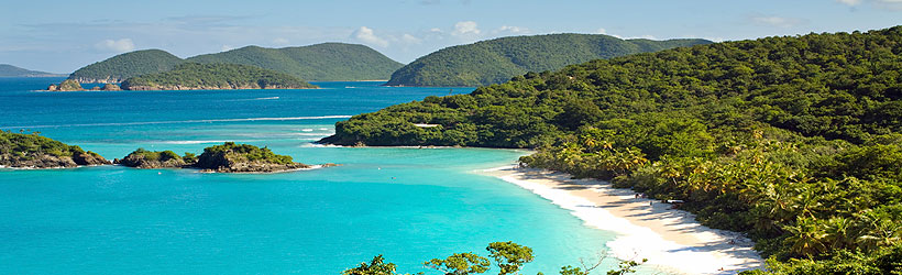 Serene Islands of St. John