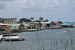 Belize City Waterfront