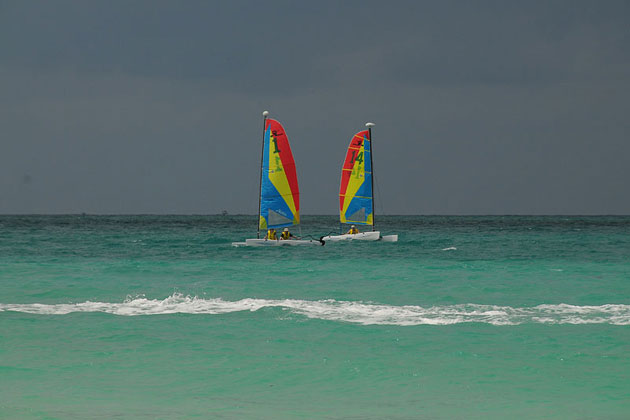 Negril Resort Sailing
