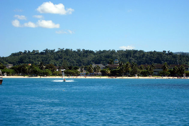 Ocho Rios Beachfront