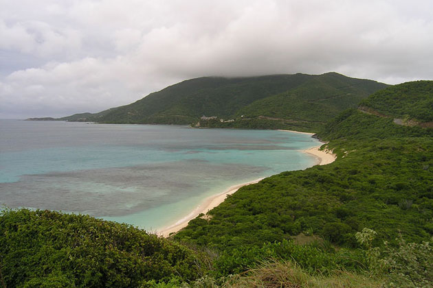 Virgin Gorda Beach